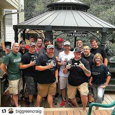 Ohh.....this is going to be a Kick Ash Day!  #Repost @biggreencraig with @repostapp  These people are my heros. .  repost via @instarepost20 from @meatchurch So much grilling/culinary greatness in this photo. Love my people!  #BigGreenEgg #MeatChurch  #Eggtoberfest2016#instarepost20 #TeamBGC #BGCcrew #EGGtoberfest #Eggtoberfest2016 #BBQGiveaway