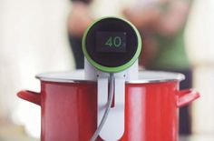 New Nomiku WiFi-Connected Sous Vide Smart Cooker
