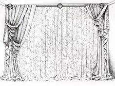 греческий рисунок для штор.