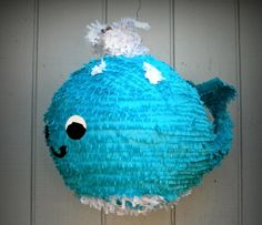 Octopus Piñata from Etsy. Adorable!