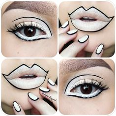 depechegurl #cosmetics #makeup #eye #lip