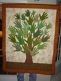 Heritage Quilts: The Family Tree