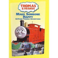 Thomas & Friends: Make Someone Happy (DVD)