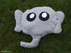 Polarowy słonik :)
