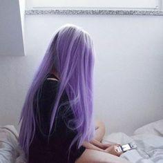 Frisuren lila Haare How To Deal With Hair Growth? Lavender Hair, Lilac Hair, Hair Color Purple, Hair Dye Colors, Pastel Hair, Ombre Color, Gray Hair, Blue Hair, Mode Grunge