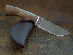 BULAT-CUSTOM-Jagdmesser-Zlatoust-Messer-High-Carbon-Damastmesser-mit-400-lagen