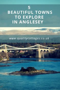 A great choice of places to visit! Famed for its coastline, Anglesey is every beach-lovers dream, but with a little exploration of the island, you'll also discover some charming towns! Welsh Coast, Anglesey Wales, Visit Wales, North Wales, Great Britain, Where To Go, Trip Planning, Family Travel, Places To See
