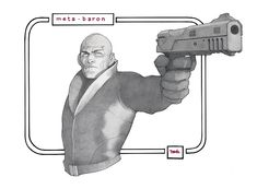 Metabaron Contest Prize