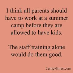 Great new blog that Curt Jackson pointed out. Camp Ninjas.