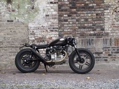 Honda CX 500 Cafe Racer by Kingston Custom Motorcycles | Moto Verso