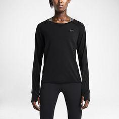 Nike Dri-FIT Sprint Crew Women's Running Shirt. Nike Store UK