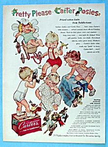 1955 Carter's Posies
