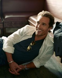 Matthew McConaughey by Eric Ogden