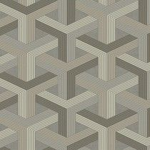 Block design from Deco ref: GE10706 designer wallpaper from Today Interiors. Please contact us to order your sample www.today-interiors.co.uk.