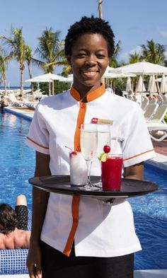 Riu Palace Jamaica - All Inclusive - Adults Only - RIU drinks - The best  service