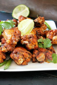 It's a chicken wing kind of day! Not only is it the start of NFL Preseason Football, it's the start of wing season. I am starting off the season right with my Baked Thai Chicken Wings! What I enjoy the most about making baked wings is that I have nothing to clean up. No grease …