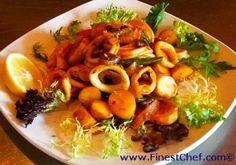 calamari-salad-recipes