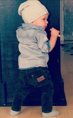Children With Swag .. I WANT a BOY next plzzz ;)