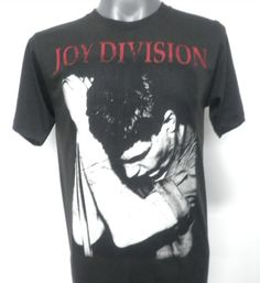 JOY DIVISION  Rock Tshirt  Women Tshirt Size M by 99rockshop, $15.99