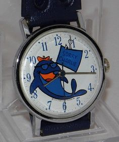 how to advertise a wrist watch