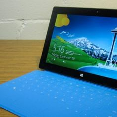 The New Microsoft Surface RT IS Not Just A Tablet, It Is A PC