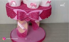 Best 12 Decorate your child's birthday party on your own Ballerina Party Decorations, Simple Birthday Decorations, Ballerina Birthday Parties, Barbie Birthday, Birthday Cake Girls, Diy Birthday, Birthday Party Decorations, Ballerina Centerpiece, Minnie Mouse Birthday Theme