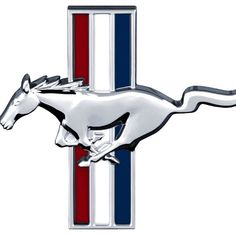 """@Blue Springs Ford Parts's photo: """"#Ford #Mustang Logo"""""""