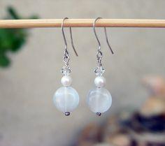 925 Sterling Silver earrings & gemstone. http://stores.ebay.ie/SilverTrend4U?_rdc=1