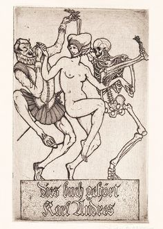 Ex Libris from Germany