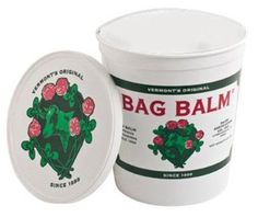 Emerson Bag-Balm Vermonts Original Moisturizing Softening Ointment Pail 4.5 lbs