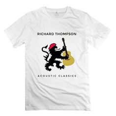 richard thompson t shirt - Google Search