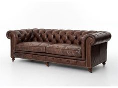 Four Hands Living Room Conrad 96 Sofa-Cigar
