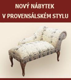 Provensálský nábytek