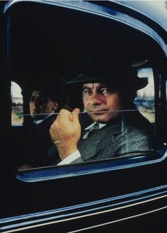"""Burt Young in """"Once Upon a Time in America"""" (1984)"""