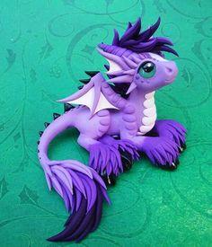 Pretty half horse and dragon