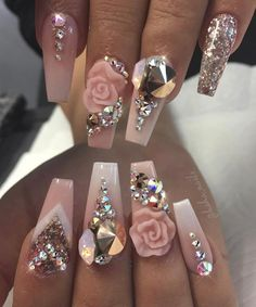 "3,070 Likes, 12 Comments - Liv (@thenaillife_) on Instagram: ""✨✨✨✨✨✨✨ @haha_nails_ _____________________________________________  # nails #nail…"""