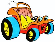Cartoons on Saturday Morning Speed Buggy! I watched this cartoon on Saturday mornings! One of my favorite Bugs Bunny cartoon Classic Cartoon Characters, Favorite Cartoon Character, Classic Cartoons, Cartoon Photo, Cartoon Tv, Vintage Cartoon, Vintage Toys, 70s Cartoons, Old School Cartoons