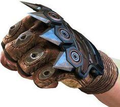 Klingenhandschuh