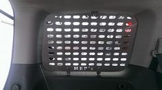 Metal MOLLE rack for Xterra. Finally available. Just ordered one.