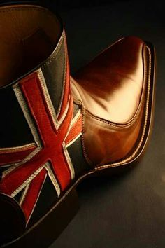 UK boots <3