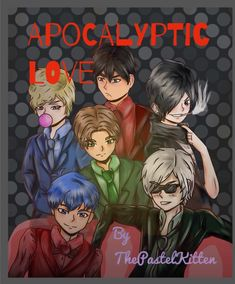 Book on Wattpad : It's really good! It's written by ThePastelKitten