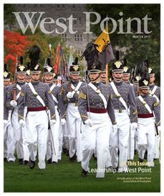 "Experience the United States Military Academy (USMA) through ""West Point,"" a quarterly magazine published by the West Point Association of Graduates. Plus, get these collectible covers printed on a variety of unique gifts!"