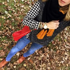 Dream a little Dream VT: Stitch Fix #11 - October 2015    Staccato Madrid Mixed Material Knit top