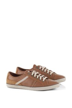 Esprit - Material-Mix Sneaker