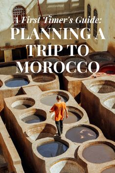 Planning a trip to Morocco doesn't have to be complicated if you're armed with the right knowledge. Here's a guide for anyone visiting for the first time!