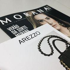 Mais um pouco de inspiração... #inspiration #inspiracao #creative #design #minimalista #minimalist #minimal #editorial #branding #morana #arezzo #cesarebrand