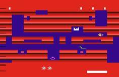 Tutankham. Loved this game.