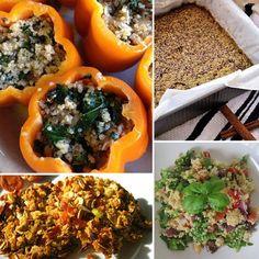 Healthy Quinoa Recipes For Breakfast, Lunch, and Dinner: Quinoa Breakfast bake!!