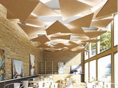 ROCKFON ECLIPSE Acoustic Ceiling Clouds More
