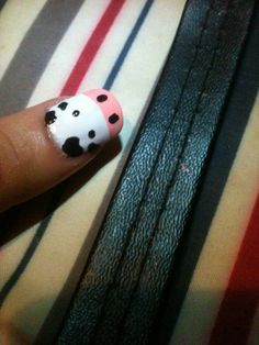 How to Make Cow Nails